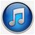 Afbeelding iTunes logo - Radio Toppers